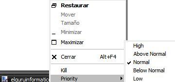 procesos windows, manager