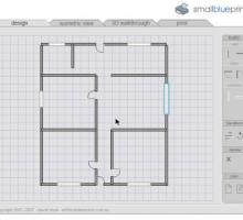 Creador de planos sencillos para viviendas y locales