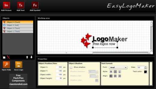 Dise ar y crear gratis logos online for Disenar habitacion online gratis