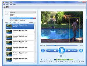 Programa gratuito de videovigilancia con Webcam