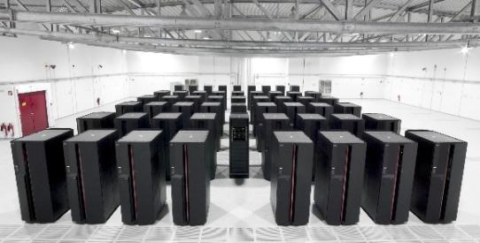 El ordenador más potente del mundo
