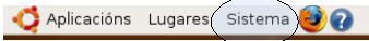 ubuntu proxy menu sistema
