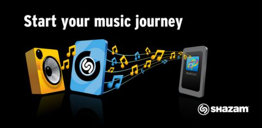 Descubre qué está sonando con Shazam