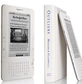 Amazon ya vende más libros electrónicos que en papel