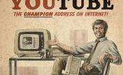 Publicidad de Facebook, Twitter, Youtube … en los 50