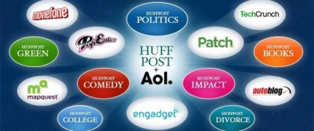 AOL compra The Huffington Post