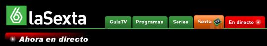 Ver La Sexta Online en HD