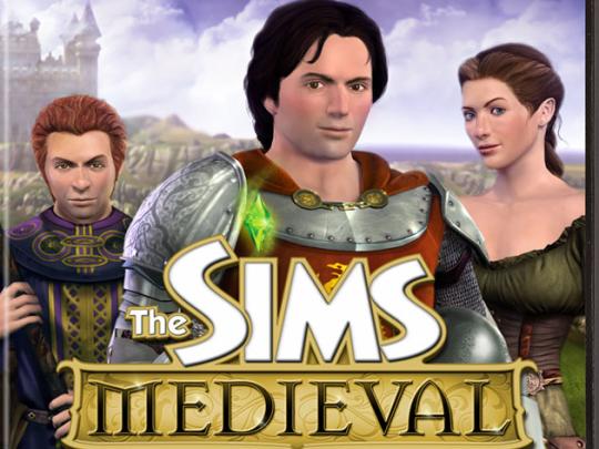 La edición medieval de Los Sims