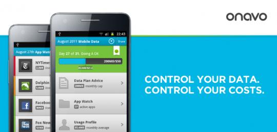 Onavo control de consumo 3G con Android