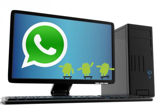 Instala y configura whatsapp para ordenador