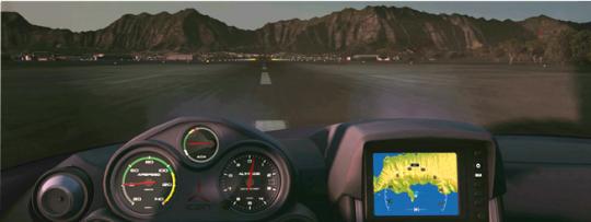 Simulador de vuelo Microsoft Flight disponible gratis