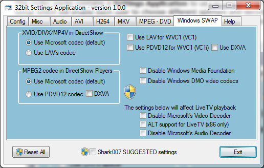 Descargar códecs para Windows 8