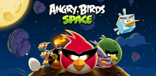 Descargar Angry Birds Space