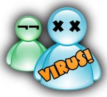 Eliminar virus del Messenger
