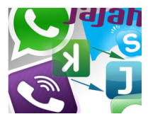 Telefónica en guerra contra los WhatsApp, Skype o Viber
