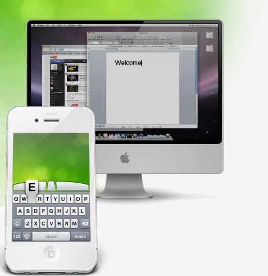 Utilizar móvil como un ratón inalámbrico para Windows o Mac