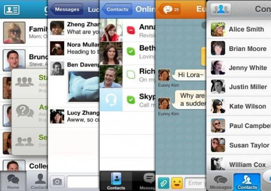 Algunas alternativas al Whatsapp