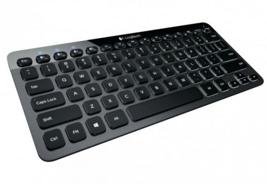 El teclado K810 de Logitech para smartphone y tablet