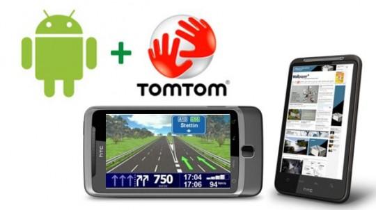 TomTom para dispositivos Android.
