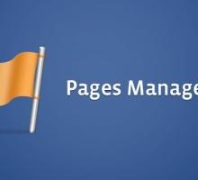 Administrar páginas de Facebook desde Android