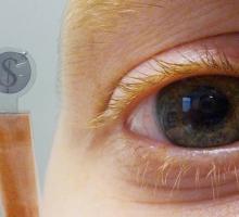 Black Mirror y las lentillas que proyectarán datos