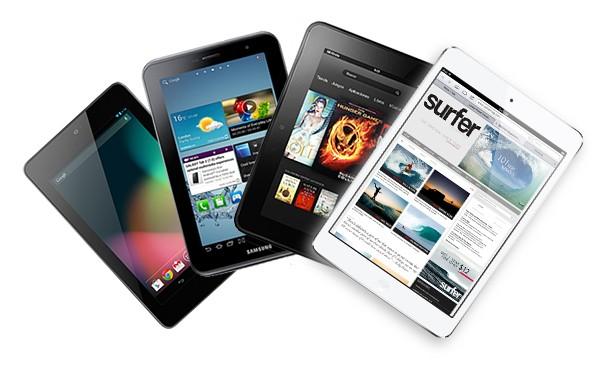 Los iPad perderán en 2013 el liderato en ventas