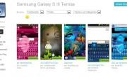 Temas gratis para Samsung Galaxy S3