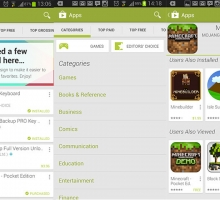 Descargar Google Play Store 4.0 APK