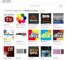 Disponibles canales de pago en YouTube