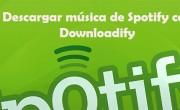 Descargar música de Spotify gratis