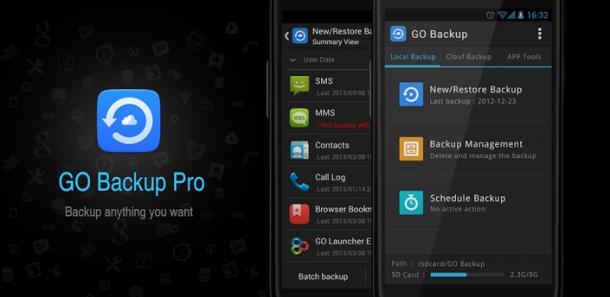 Go Backup Pro