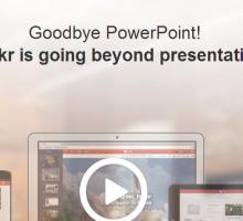 Bunkr, la alternativa profesional a PowerPoint