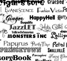 Buscadores para descargar tipos de letra o tipografías
