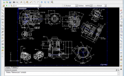 DraftSight alternativa gratuita y clon del AutoCAD