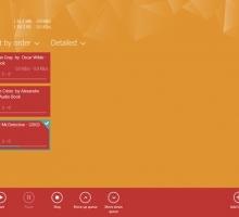 Torrex, un cliente torrent nativo para Windows 8