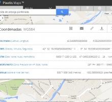 Ver las coordenadas GPS de cualquier lugar