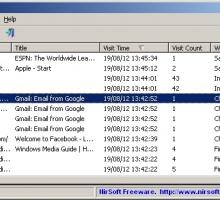 Explorar el historial de todos tus navegadores a la vez