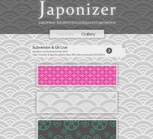 Diseña online fondos de pantalla con estilo japonés