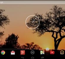 Fondos de pantalla automáticos y rotativos en Android