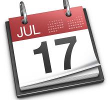 Calendario laboral 2014 por comunidades