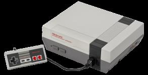 NES-Consola
