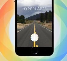 Instagram Hyperlapse para crear vídeos timelapse