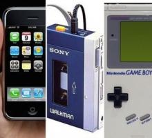 Los 'gadgets' más populares de la historia