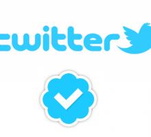 Formulario para verificar cuentas de Twitter