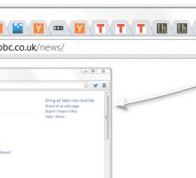 Gestiona y organiza las pestañas del navegador
