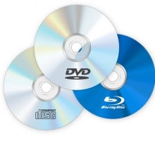 Programas para grabar discos CD y DVD
