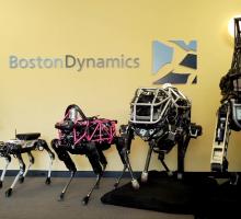 Los increíbles robots de Boston Dynamics