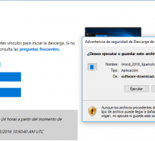 Descarga versiones de Windows y Office