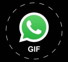 Enviar imágenes GIF por WhatsApp