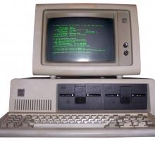 El primer ordenador personal: IBM PC 5151